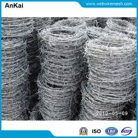 Quality Anping Factory Galvanized Steel Barbed Wire ,Barbed Wire, Glavanized Barbed Wire, Razor Wire, Security Wire, Stainless for sale