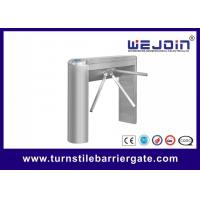 Quality Durable Turnstile Access Control Security Systems Automatic Both Way Rotating Direction for sale