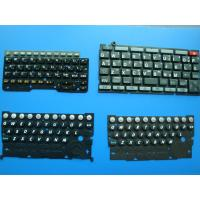Quality Black Silicone Rubber Keypad Cover for sale
