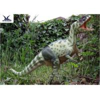 Moving Realistic Dinosaur Statues Model For Dinosaur World Museum Display