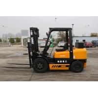 China Diesel Power Material Handling Equipment Forklift CPC35 With Fork Size 1070*125*50 on sale