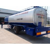Quality CIMC China semi trailer manufacturer great  fuel tank truck  trialer for sale