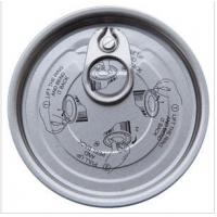 Buy cheap Aluminum easy open end, EOE for can from Wholesalers