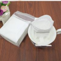 Quality Portable Disposable Drip Coffee Filter Bags Moisture Proof For Travel for sale