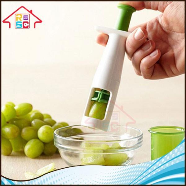 New Design Mutilfunction Manual Grape Cutter/Tomato & Cherry Slicer/Kitchen Vegetable Fruit Tool