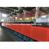 Quality Roller Continuous Mesh Belt Furnace For Screw Treatment Max 1500 Kg per Hour for sale