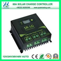 Quality 60A 12V/24V/36V/48V Auto High Power Solar Charge Controller (QWSR-LG4860) for sale