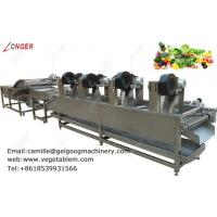 China Automatic Vegetable Washing Machine|Industrial Fruit Dryer Machine Manufacturers on sale