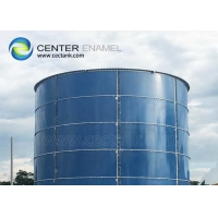 Quality Acid Proof Glass Fused Steel Tanks For Liquid Storage for sale