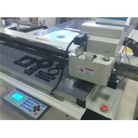Rubber Sheet CNC Making Production Cutter Table Machine