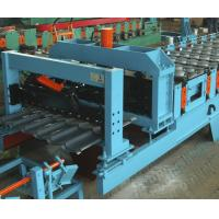 Quality Feeding Coil 1000 mm Galvanized Metal Roofing Panel Machine for sale