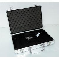 Quality Aluminum casino suitcase carrying case for poker chips for sale