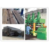 Quality 7 Rollers Pipe Automatic Straightening Machine for Metal / Steel Pipes for sale