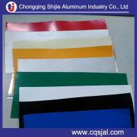 sell color coated prepainted aluminum foil roll