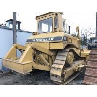 Quality used caterpillar D7R bulldozer CAT D7R bulldozer with ripper for sale