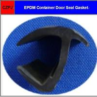 Quality EPDM rubber door seal gasket for dry container for sale