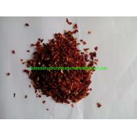 Quality Spices&Herbs Dehydrated Red Bell Pepper Granules 3x3,6x6,9x9mm for sale