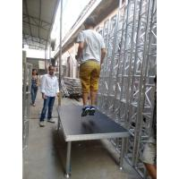 Quality Simple  Anti-slip Waterproof Plywood Movable Stage Platform For Concert for sale