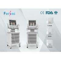 Quality Hifu wrinkle removal and face lift machine delicate design appearance for sale