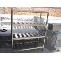 Quality Collapsible Truck Tyre Stainless Steel Storage Metal Shelves For Warehouse Rack Systems for sale