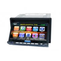 Quality 2 Din Touch Screen GPS Car DVD Bluetooth Player with Digital Panel for sale