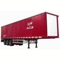 Quality China Curtain Semi Trailer for sale