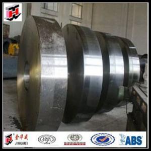 Quality Big Gear Forged Wheel Hub Blank for sale