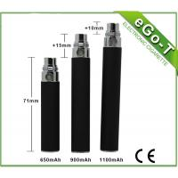 China 1300 mAH eGo-T battery Safe , Lithium For Health E-Cigarette on sale