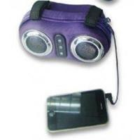 Quality Waterproof MINI portable speaker bag for Ipod Iphone MP3 MP4 for sale