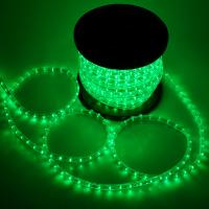 Quality 50Ft 100Ft 150Ft 300Ft 2-Wires 1/2 LED Rope Lights 110v 120v 220v 240v for sale