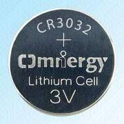 Quality CR3032 Lithium Button Cell Battery for sale