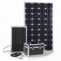 Quality Solar Power System for Home Use, with Long Lifespan, Safe/Reliable, Easy to Assemble and Move for sale
