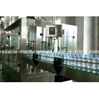 Quality Big Bottle High Efficiency Automatic Bottle Water Filling Line (CGFA) for sale