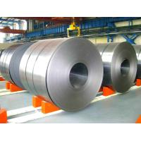 Quality Cold Rolled Galvanized Steel Coil With ASTM Standard , CS Type C Grade for sale