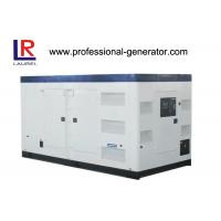 Quality 3 Phase Silent Type 375kVA Natural Gas Electricity Generator KT19 Cummins Engine for sale