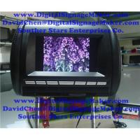 Quality 7 LCD Car/taxi advertising player,vending machine POP POS promotion ,car/ taxi/ cab/ lcd digit for sale