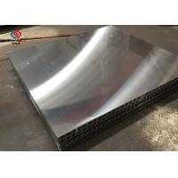 Buy cheap 40mm Channels Hot Forming Steam Heated Platen Rapid Thermal Recovery from wholesalers