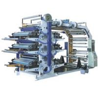 Quality Multi Coloured Flex Printing Machine For Plastic Bags High Performance for sale