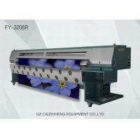 Quality Durable Solvent PVC Vinyl Sticker Printing Machine Easy Operation FY-3206R for sale