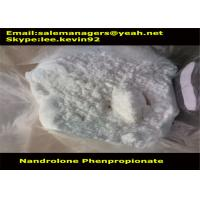 Quality Injectable Anabolic Steroid Nandrolone Phenylpropionate / NPP Cas 62-90-8 for sale