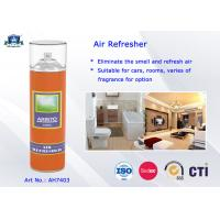 Quality Portable Household Cleaner Air Refresher , Air Frehser Spray for Home Cleaning Products for sale