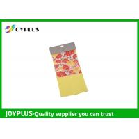 Quality Viscose Polyester Material Non Woven Cleaning Cloths Super Absorbent 95GSM for sale