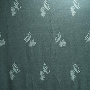 Quality Fashion Design 220gsm Dark Knitted Jacquard Fabric For Mattress for sale