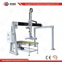 Buy cheap Fully Automatic Flat Glass Handing Equipment Glass Loading Machine With Safety from wholesalers