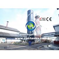 Quality Commercial Or Industrial Fire Water Tank / Liquid Impermeable Water Storage Tanks for sale