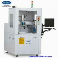 China SEC-400BH Doming Sticker Automatic AB Epoxy Resin Glue Micro-volume dispensing and potting robot machine on sale