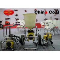 Quality Wall Airless Building Construction Equipment 220V 50Hz IP54 52Kg 6.5L / Min Wall Spray Paint Machine for sale