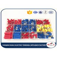 Quality Waterproof electric assorted terminal kit KLI- 9917371 520pcs for sale