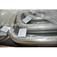China 90 Degree L/R & S/R  Return Tubes , ASTM A403 WP316L Stainless Steel Elbow on sale