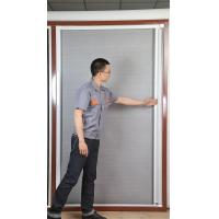 Quality Easy Washing Roller Fly Screens For Patio Doors With Graceful And Generous Appearance for sale